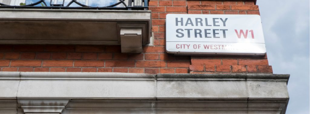 The Harley Street Clinic in London